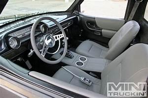 Ford Ranger Interieur : 1997 ford ranger the missing lincoln mini truckin magazine ~ Medecine-chirurgie-esthetiques.com Avis de Voitures