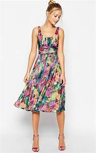 floral midi dress for spring wedding guests dresses etc With wedding guest midi dresses