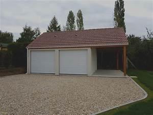 Prix Construction Garage 20m2 : garage parpaing capturnight ~ Nature-et-papiers.com Idées de Décoration