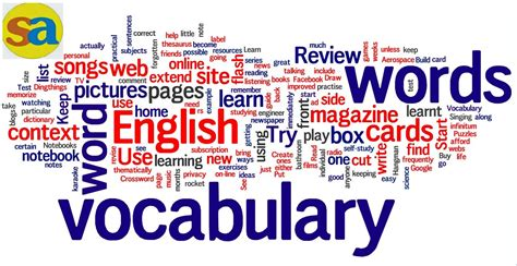 English Vocabulary Capsule