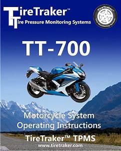 Tiretraker U2122  Tt  Operating Instruction Manual  Tire