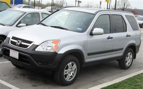2004 Honda Cr V