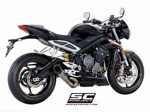 Street Triple S : s1 exhaust by sc project triumph street triple s 765 2018 t18 lt41t ~ Maxctalentgroup.com Avis de Voitures