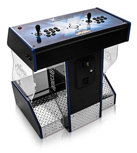 mame cabinet kit xarcade x arcade arcade2tv pedestal the only arcade cabinet you
