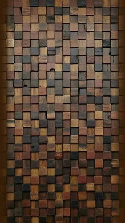 Leather Brown Wood