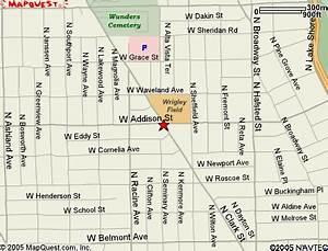 Wrigley Field Chicago Il Map Field Wallpaper Hd 2018