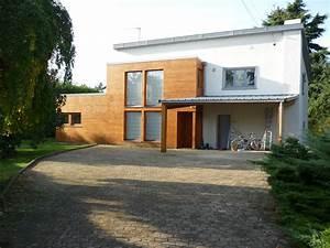 Maison A Part : extension bois d 39 une maison champagne au mont d 39 or ~ Voncanada.com Idées de Décoration