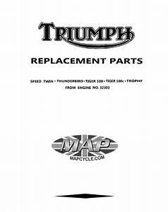 Triumph Pre-unit 500-650 Parts