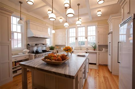 A Modern Farmhouse Kitchen