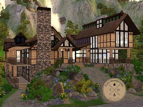 timis rustic mountain lodge