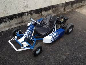 Homemade Go Kart
