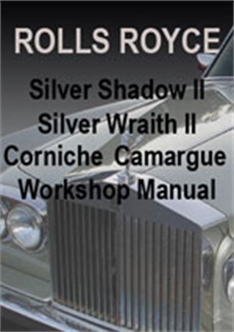 how to download repair manuals 2008 rolls royce phantom head up display rolls royce silver shadow and silver wraith 2 1977 1980 repair manuals workshop manuals