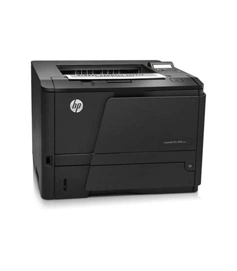 Hp laserjet pro 400 sheet feeder 500 page capacity, cf284a. قیمت خرید پرینتر اچ پی - HP LaserJet Pro 400 M401a Printer
