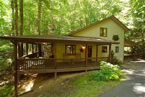 cabins in maggie valley nc maggie valley cabin rentals creek n woods vacation rentals