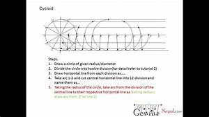 Engineering Drawing Tutorials  Plane Geometrical