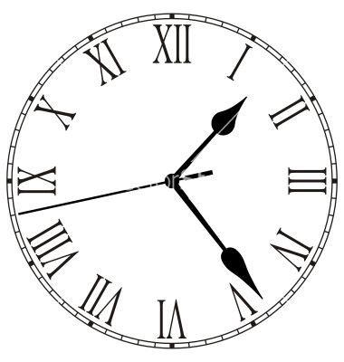 clock face clock face clock face printable analog clock