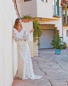 beautiful boho wedding dresses from dreamers lovers With bohemian wedding dress los angeles
