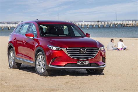 2018 Mazda Cx 9 Update Adds G Vectoring On Sale From