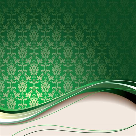 wedding place card europeanstyle background gyrosigma vector free