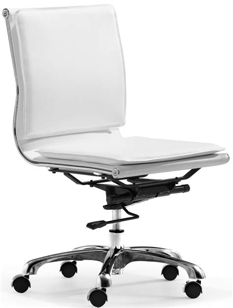 lider  armless office chair zuo modern  shipping
