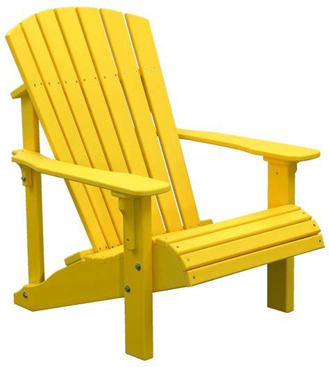 deck chairs amish merchant