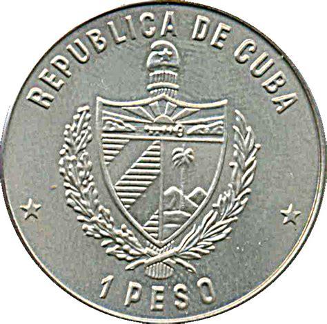 si鑒e des nations unies 1 peso 40ème anniversaire de l 39 organisation des nations unies pour l 39 alimentation et l 39 agriculture cuba numista