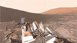 Nasa's 360 degree video of Mars captured by the Curiosity ...