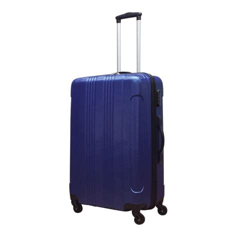 grote abs l castillo abs koffer rio l blauw luggage 4 all