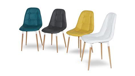 chaises cuisine couleur chaise guide d 39 achat