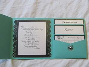 tiffany inspired wedding invitations part 1 the budget With tiffany handmade wedding invitations