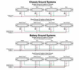 3 Wire Strobe Light Wiring Diagram