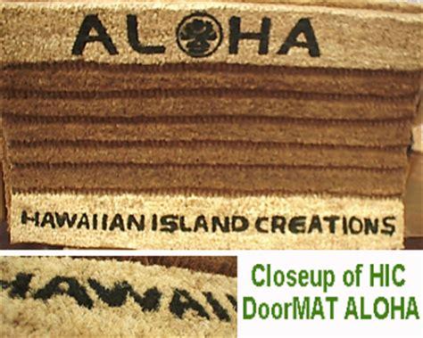 hawaiian doormats hawaiian aloha island door mats hawaiian doormats aloha
