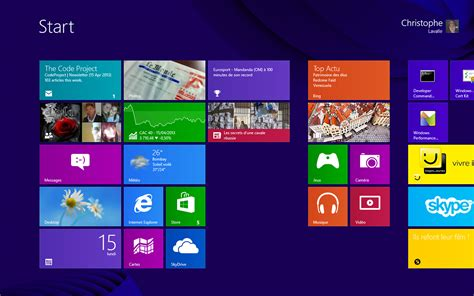 icones bureau windows 8 astuce windows 8 et start screen comment démarrer
