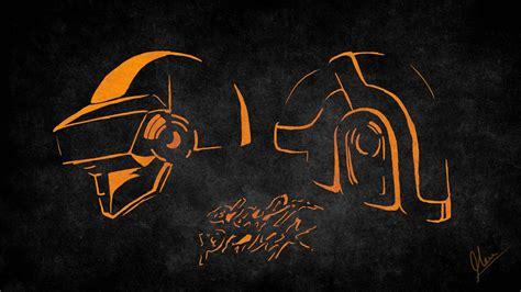 Daft Punk masks artwork musican electronic music wallpaper ...