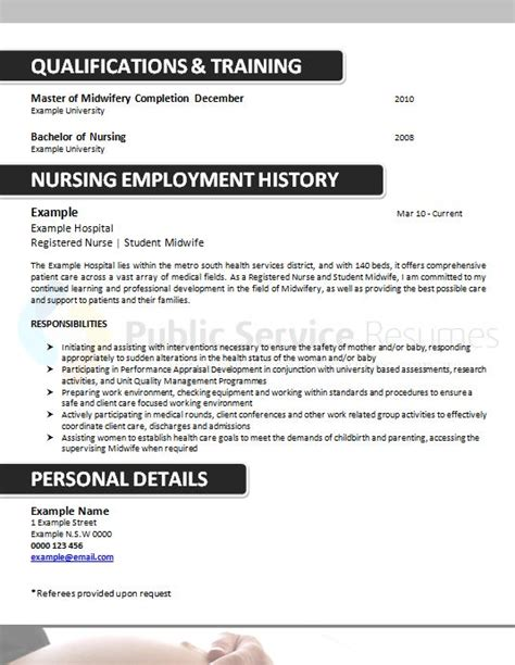 professional midwife resume 187 service resumes