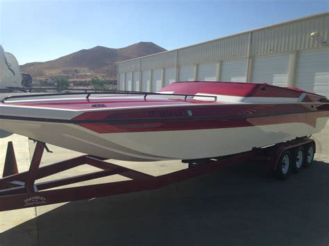 Warlock Performance Boats by Warlock 28 Sxt Boat For Sale From Usa