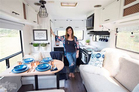 Kids Bedroom Ideas - our diy cer renovated rv tour the diy mommy