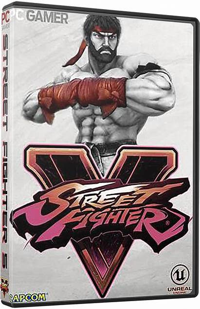 Box 3d Fighter Street Launchbox Windows Games