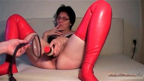 Mature Couple Enjoys Latex Fetish Play Fetish Porn