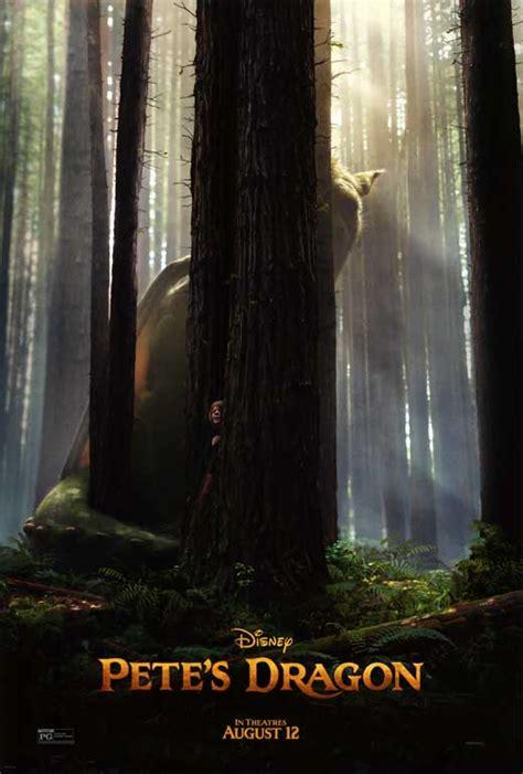 Pete's Dragon Movie 2016