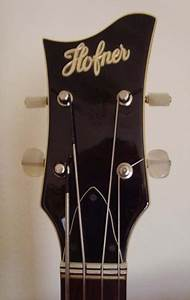 Charlie B U0026 39 S Hofner 500  1 Bass Guitar