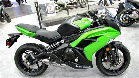 2014 Kawasaki Ninja 650 Abs Walkaround
