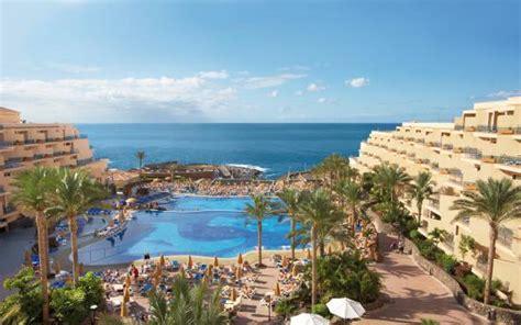 prix moyen chambre hotel clubhotel riu buena vista resort ténérife playa paraiso