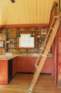 Tiny Barn Houses Interior