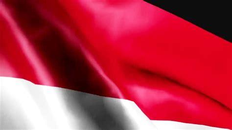 gambar bendera merah putih tebaru aneka ukuran  modifikasi bergerak captionkatacom