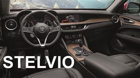 Alfa Romeo Interior by 2018 Alfa Romeo Stelvio Interior Motavera