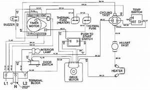 Electric Dryer Wiring Schematic