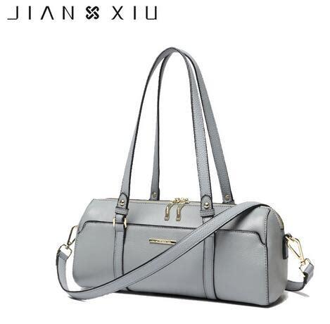 jianxiu brand women genuine leather handbags famous brands