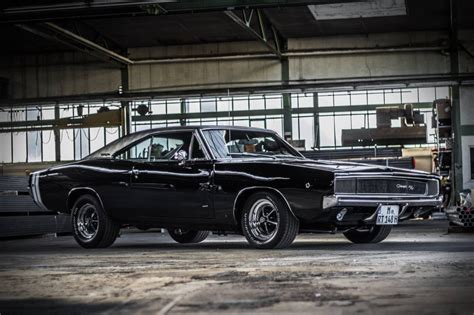 1968 Dodge Charger R/t American Muscle Car!