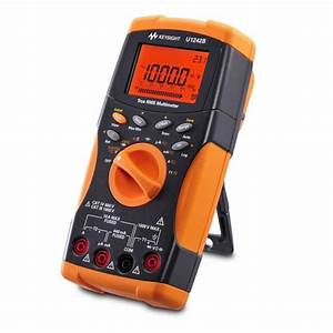 Keysight U1242b Handheld Digital Multimeter 4
